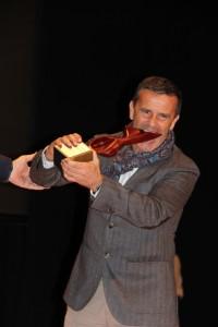 Jorge Pastor muerde el premio