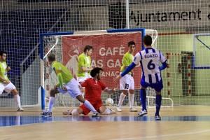 El primer gol de Lolo Suazo de falta directa