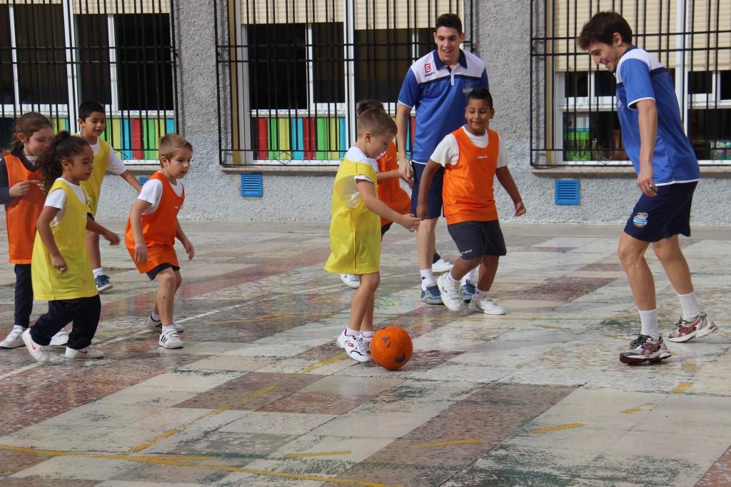 Visita al Colegio Santa Ana (110)