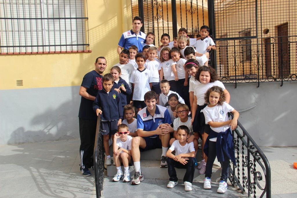 Visita al Colegio Santa Ana (119)